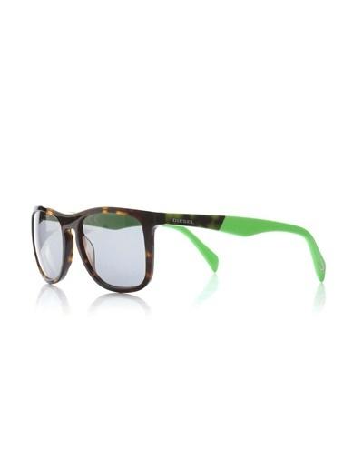 Diesel Güneş Gözlüğü Yeşil